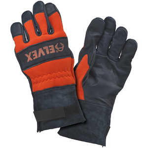 Elvex® ProGloves™ Gauntlet Cuff Chain Saw Gloves