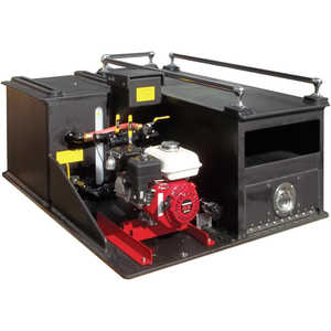 CET Skeeter Pack 75 Gallon ATV Drop-In Skid Unit Fire Pump
