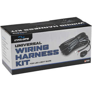 Cyclops Wiring Harness Kit for Light Bar