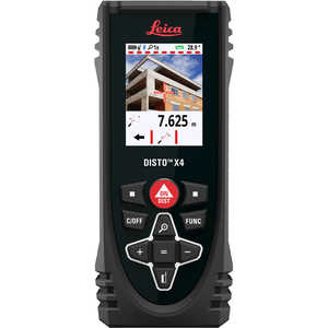 Leica DISTO X4 Distance Measurer