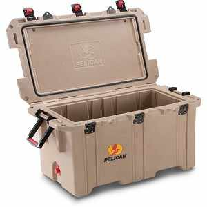 Pelican ProGear 150-Quart Cooler, Tan