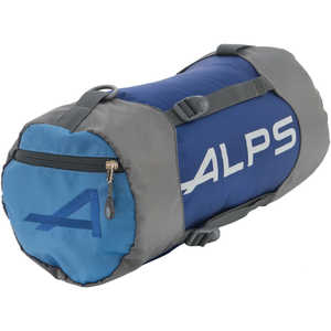 "ALPS Mountaineering Compression Stuff Sack, Blue, Small 7"" dia. x 16""L"