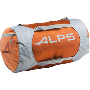 "ALPS Mountaineering Compression Stuff Sack, Rust, Medium 9"" dia. x 20""L"