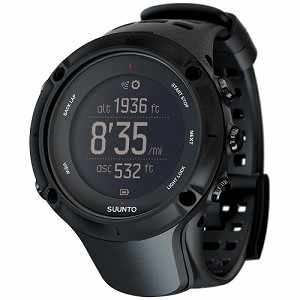 Suunto Ambit3 Peak GPS Watch, Black