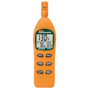 Extech Digital Psychrometer Model RH300