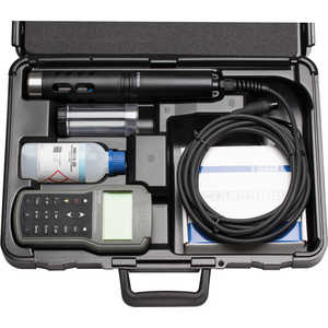 Hanna Instruments Model HI 98195 Multiparameter Waterproof Meter