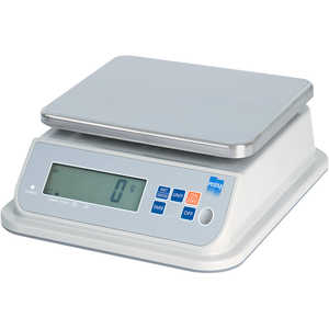 Pesola Waterproof Bench Scale, 6,000g x 1g