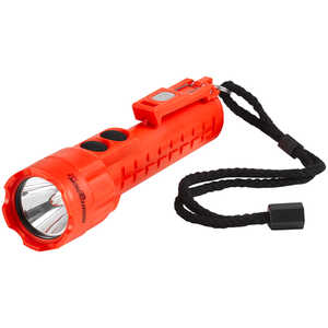 Nightstick Dual-Light Flashlight with Dual Magnets