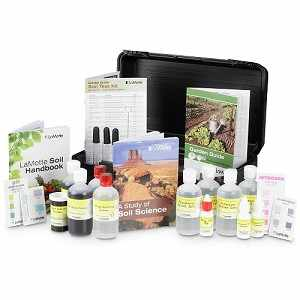 LaMotte Deluxe Garden Soil Test Kit Model EM (#5934)