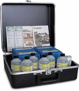 LaMotte Model AM-32 Soil Test Kit