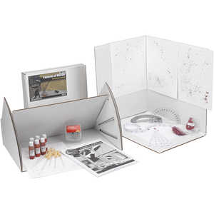Blood Spatter Analysis Kit