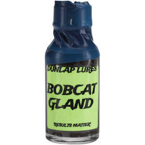 Dunlap Lures Bobcat Gland, 1 oz. Jar