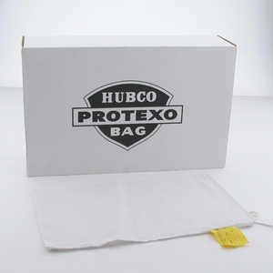 "Hubco Cloth Soil Sample Bags, 10"" x 17"",  Box of 100"