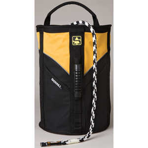 "Sherrilltree RopeBoss Basic Bag, Holds 250' of 1/2"" dia. rope or a saddle, helmet and 120' of rope. 16""H x 12""W"