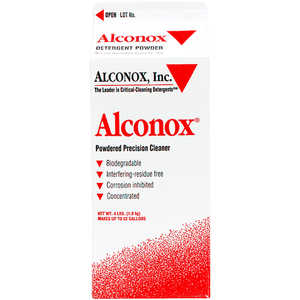 Alconox Powdered Detergent, 4 lb. Box