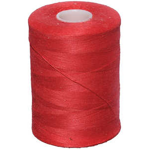 Chaining Buddy Polyester Photodegradable Replacement Thread, Red, 2700 yd.