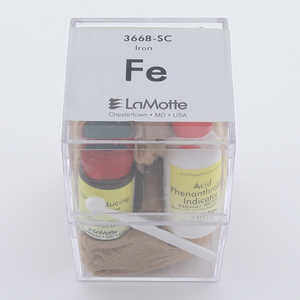 LaMotte SMART Reagents, Iron, 50 Tests