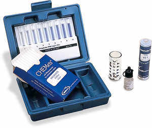 Phosphate, CHEMets Water Test Kit, 30 Tests