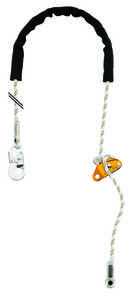 Petzl® Grillon Lanyard with Hook Connector, 3m
