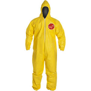 DuPont Tychem® 2000 Special Purpose Yellow Coveralls