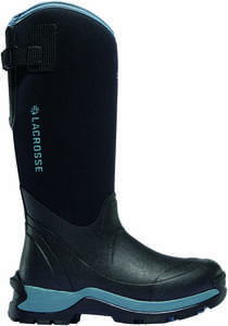 "LaCrosse® 16""H Alpha Thermal Men's Knee Boots, Black, 10"