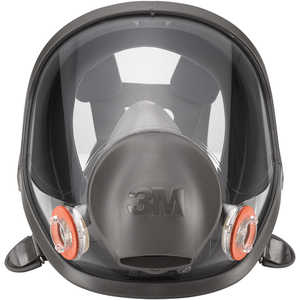 3M 6000 Series Full Facepiece Respirator