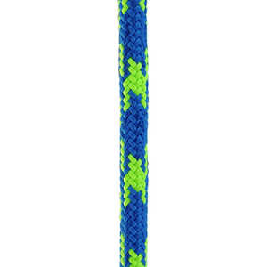 "All Gear 24-Strand Climbing Line, 7/16"" dia., 150'L Polybag, Blue Craze™"