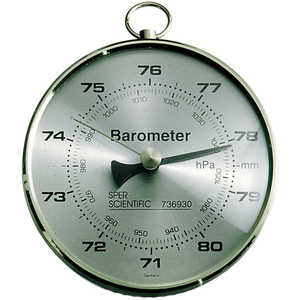 Sper Scientific Dial Barometer