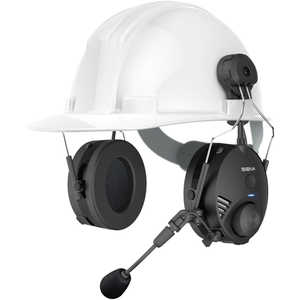 Sena Tufftalk Earmuff Bluetooth Communication/Intercom Headset