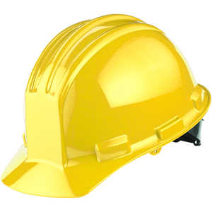 Bullard Model S51 Slotted Cap, Yellow