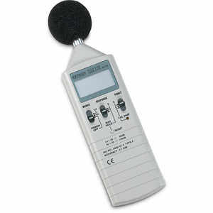 Extech Dual Range Sound Level Meter