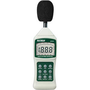 Extech® Sound Level Meter with PC Interface