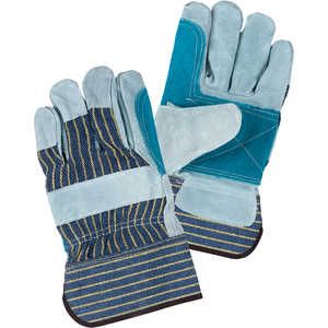 Wells Lamont® Double Palm Leather Gloves