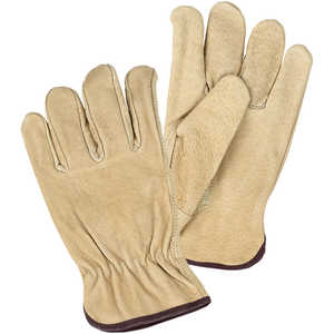 Wells Lamont Top Grain Pigskin Gloves, X-Large