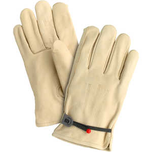 Wells Lamont Palomino Grain Cowhide Gloves, Medium