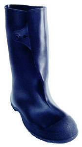 "Tingley Workbrutes® PVC 14"" Overboots, Black, Size 10"