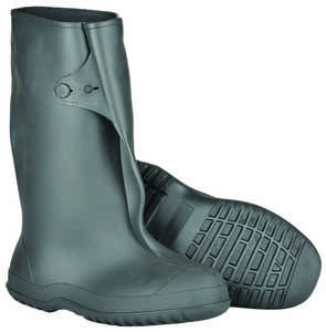"Tingley Workbrutes® PVC 14"" Overboots, Black, Size 11"