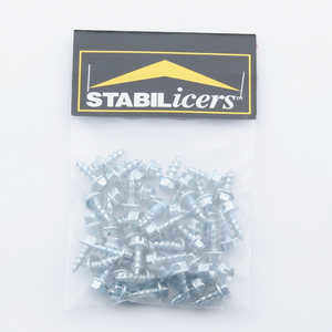 Stabilicers Replacement Cleats, Pkg. of 50