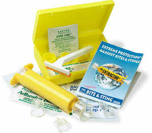 The Extractor Snake Bite and Sting Kit
