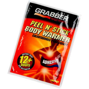 Grabber Peel N' Stick Body Warmer, Each