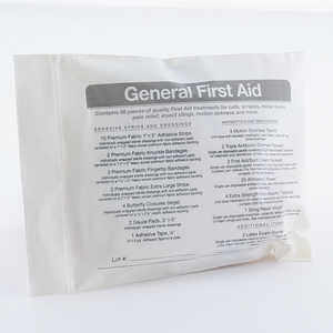 Forestry Suppliers First Aid Refill, General First Aid Module