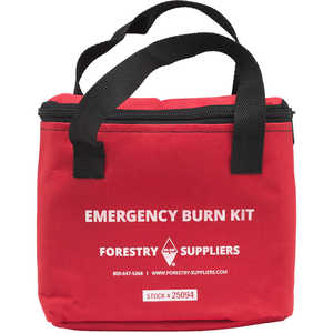Forestry Suppliers Emergency Burn Kit