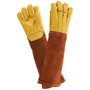 Vet-Pro Warden Pro-Max Animal and Reptile Handling Gloves
