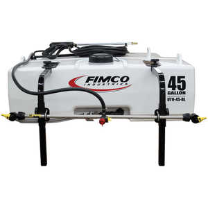 Fimco 45-Gallon UTV Sprayer with Boomless Nozzle