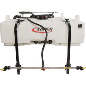 Fimco 65-Gallon UTV Sprayer with Boomless 3-Nozzle Wetboom