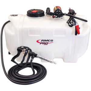 Fimco Pro Series 25-Gallon Spot Sprayer, 2.2 GPM