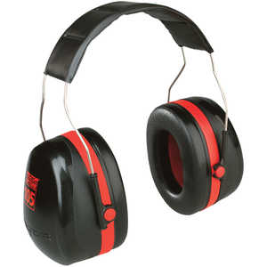 3M Optime 105 Over-the-Head Earmuffs
