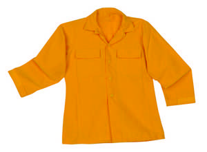 FireLine® 6-oz. Nomex® IIIA Wildland Firefighter Shirt-Jacket
