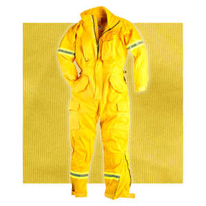 FireLine™ 9 oz. Ultra Soft Cotton or 6 oz. Nomex® IIIA One-Piece Jumpsuits