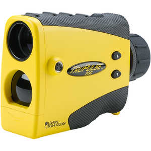 TruPulse 200 Rangefinder/Hypsometer, English, Feet/Yards, w/o Bluetooth
